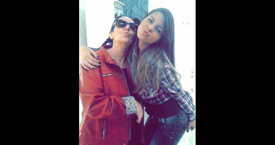 """Rúbia Stephanie Archanjo, de São Paulo (SP), faz uma homenagem à avó Vitória Imaculada Presto Arcanjo: """"O grande amor da minha vida!!!"""""""