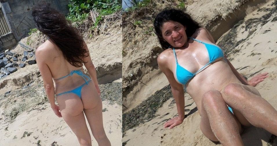 Adriana Zepeter, 47 anos, de Curitiba (PR)