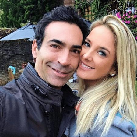 Ticiane Pinheiro e César Tralli ficam noivos na véspera do Dia dos Namorados - (Reprodução/Instagram)