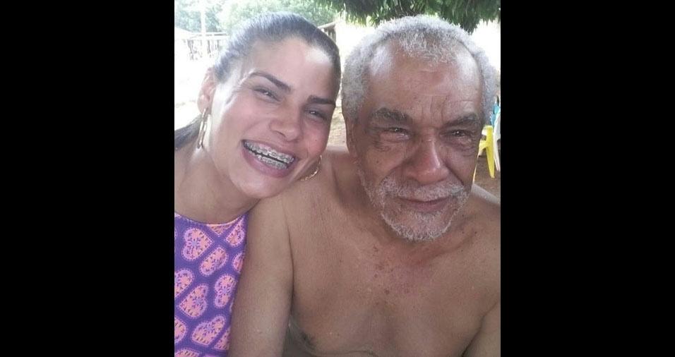 Ellen Fernandes de Castro e Paulo Fernandes de Castro, de Goiânia (GO)