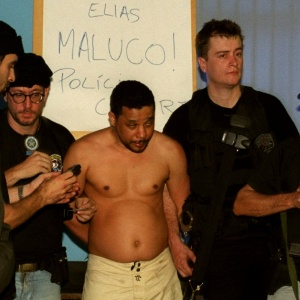 Traficante Elias Maluco é encontrado morto em presídio federal - 22/09/2020  - UOL Notícias