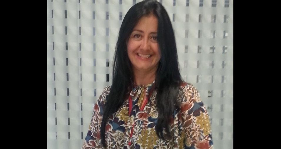 Indianara Ferreira, 46 anos, de Curitiba (PR)
