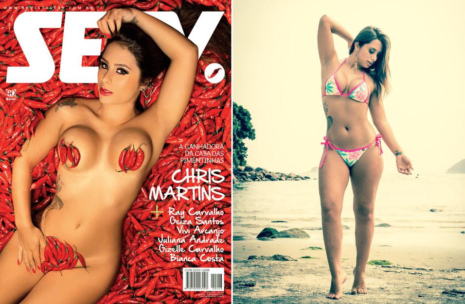 Revista sexy abril
