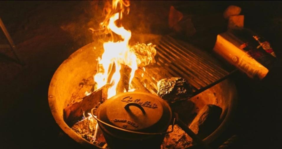 7. Muitos seguidores de Gregg revelam que começaram a ver o fogo sob uma nova perspectiva com os relatos do bombeiro, prestando mais atenção às próprias atitudes que podem iniciar chamas perto de áreas florestais, por exemplo