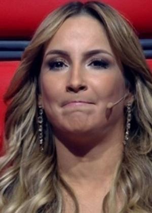"""Cláudia Leitte estará de volta ao """"The Voice Brasil"""" - Reprodução/TV Globo"""