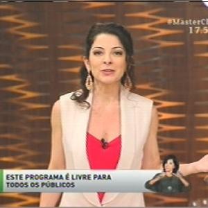 Ana Paula Padrão - Reprodução/Band
