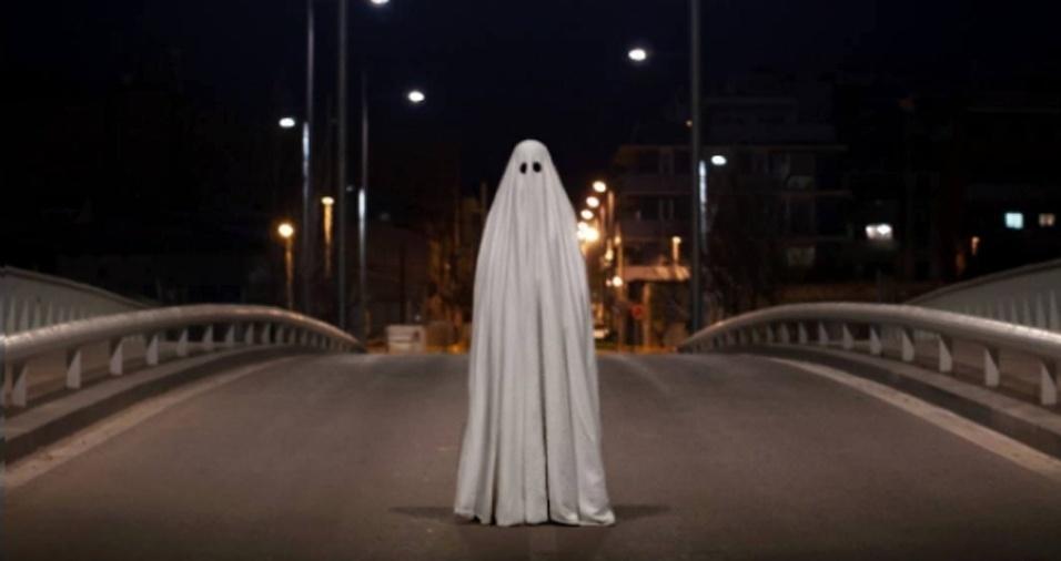 3. Que foi? Viu um fantasma?