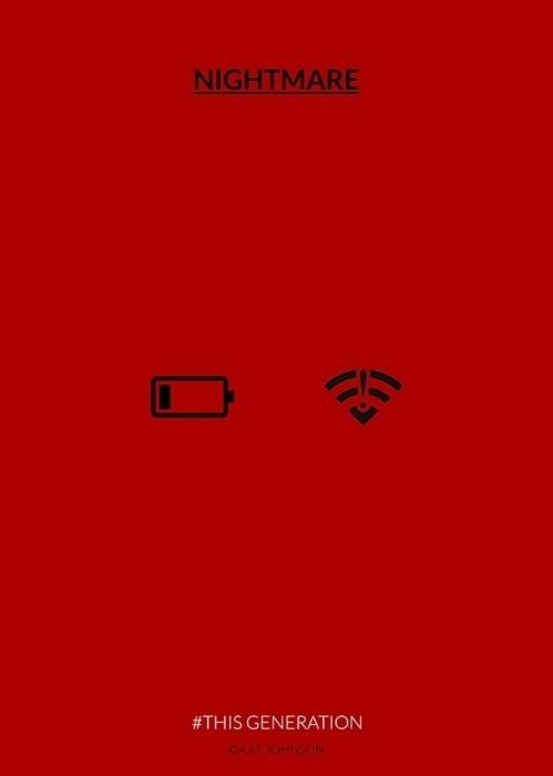 """24.set.2015 - Os pesadelos dos """"reféns"""" de smartphones podem ser resumidos em pouca bateria ou falta de sinal"""