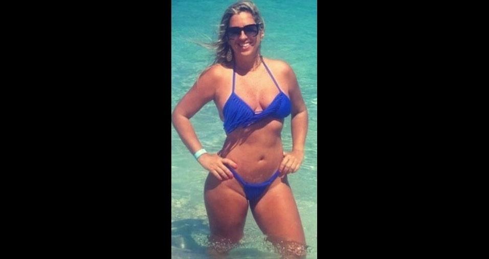 Vanessa Braga, 40 anos, de Bangu (RJ)