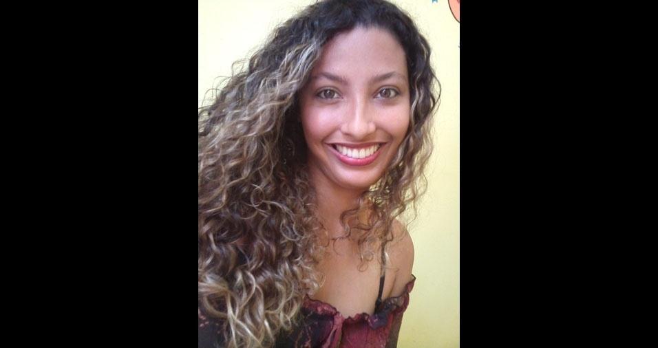 Mariane Neves, 27 anos, de Marília (SP)
