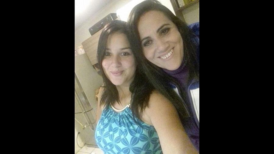 """12.mai.2017 - A Eduarda ama a mamãe guerreira Miriam: """"Unidas até a eternidade""""."""