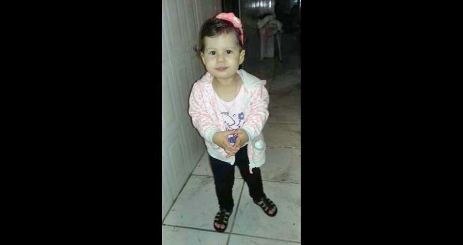 Paulo, de Rio de Janeiro (RJ), enviou foto da filha Sofia