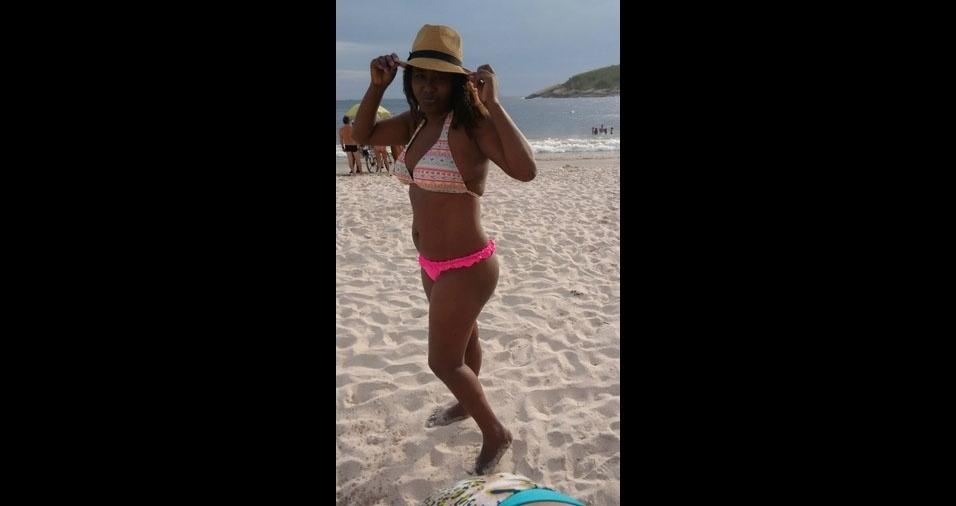 Eliane Silveira, 47 anos, de Itaboraí (RJ)