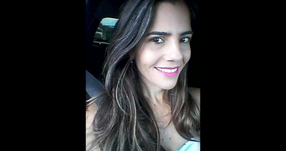 Cleusa Reis, 39 anos, de Passos (MG)
