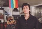 O cineasta gay Fernando Grostein Andrade (FOTO: Instagram)