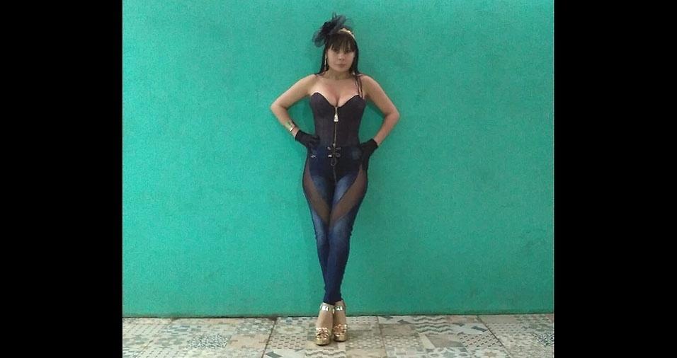 Tatiane Pires de Carvalho, 33 anos, de Macapá (AP)