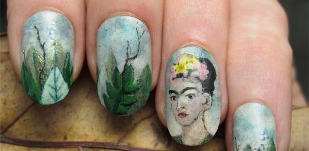 Nails Art: Obra De Arte Ou Ida à Manicure? Dez Vezes Em Que Unhas