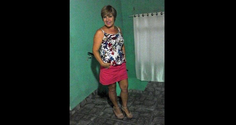 Maria da Penha Silva, 56 anos, de São Paulo (SP)