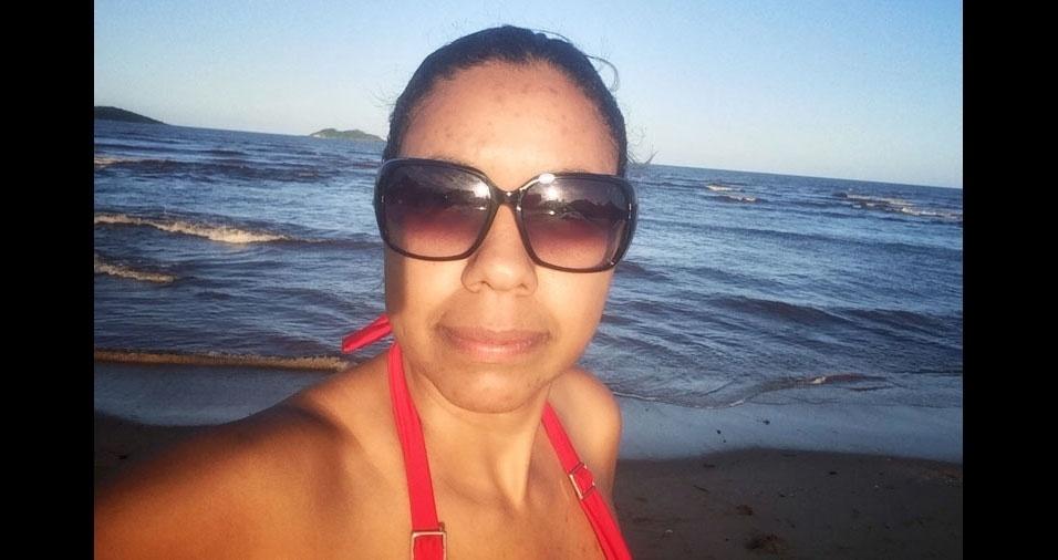Marilene Santos Coelho, 38 anos, de João Monlevade (MG)