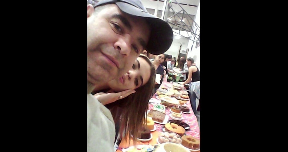 Silvio Ferreira Brito e Nathalia Lima Brito, de Sao Jose dos Campos (SP)