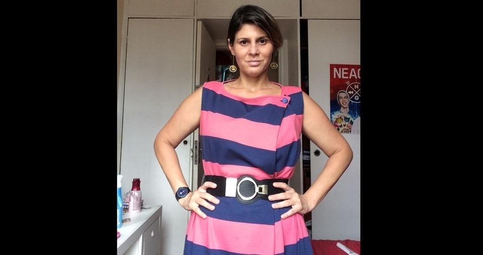 Bianca Miranda, 45 anos, do Rio de Janeiro (RJ)