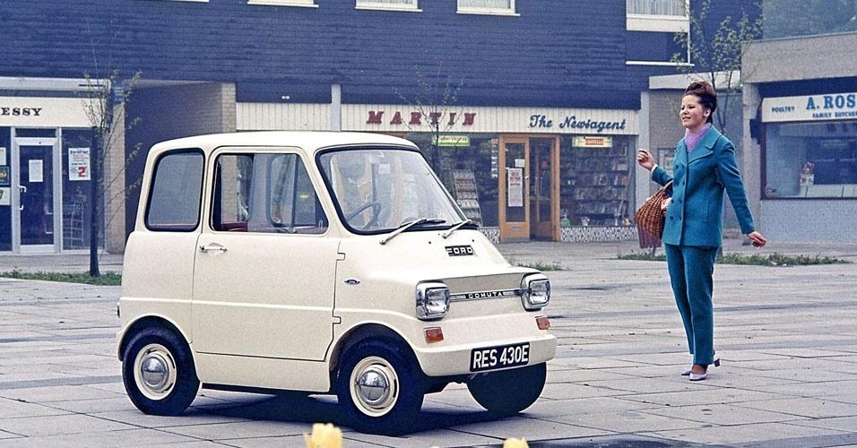 1. Ford Comuta (elétrico), 1967