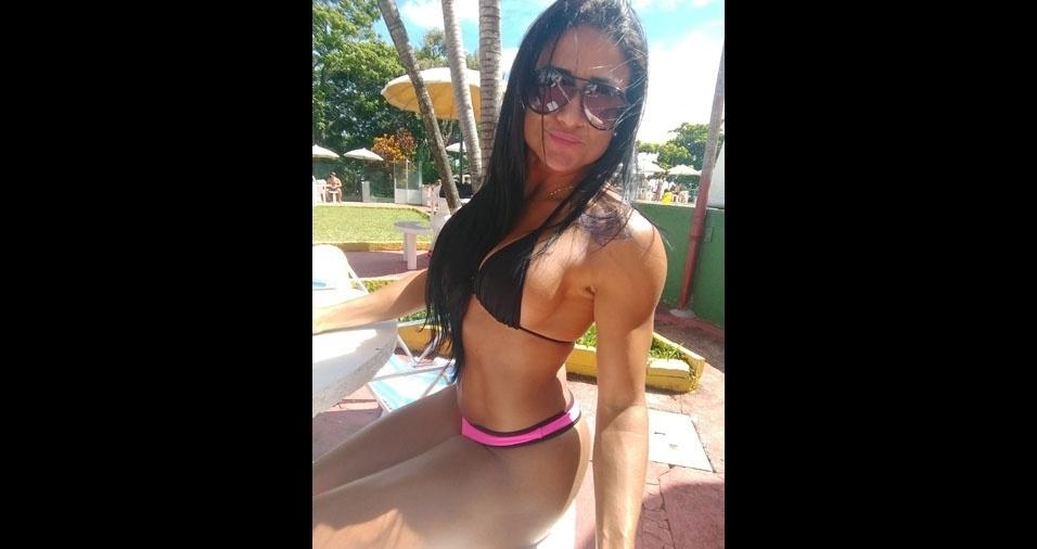 Rosana Rodrigues, 39 anos, de Contagem (MG)