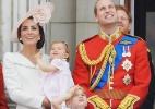 Família real britânica tem patrimônio de US$ 88 bilhões, diz consultoria (Foto: Reprodução/Instagram @Kensington Palace)