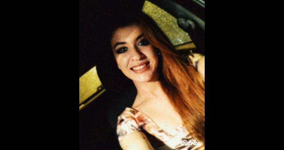 Maria Eduarda de Matos, 22 anos, de Marília (SP)