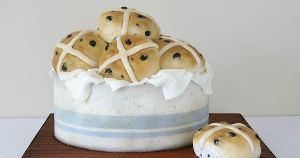 19. Saindo uma fornada de pães quentinhos!