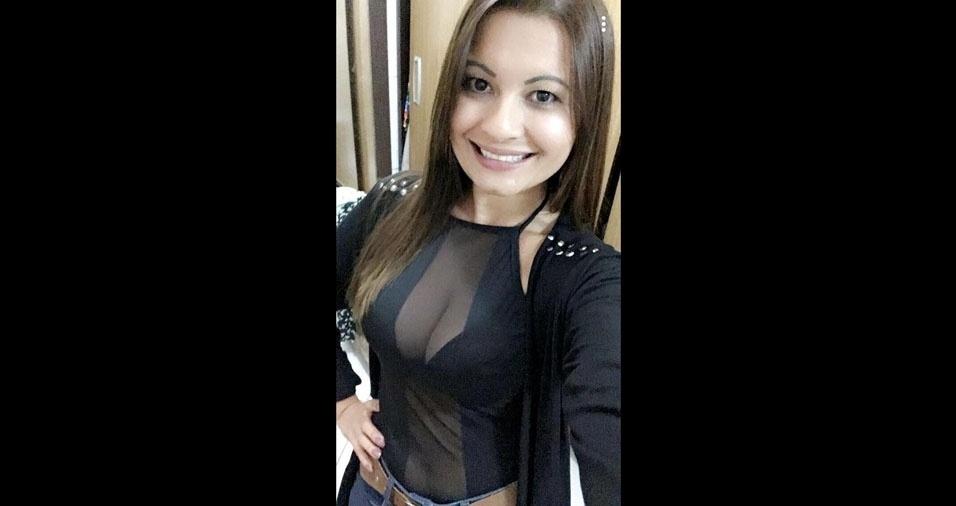 Camila Pacheco, 27 anos, de Rio Branco do Sul (PR)