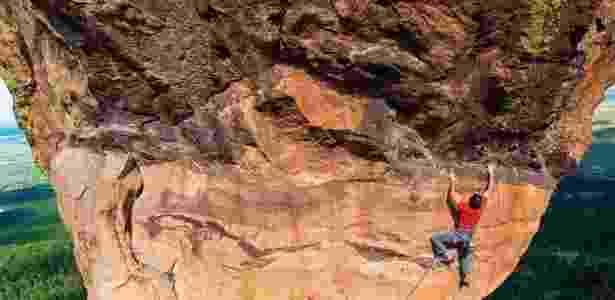 Reprodução/Rob Kepley/Climbing.com