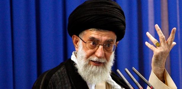 Ali Khamenei, Líder Supremo do Irã