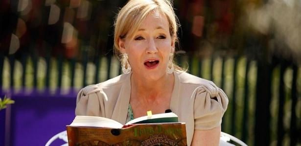 """A escritora J.K. Rowling, criadora de """"Harry Potter"""" - Reprodução/independent.co.uk"""