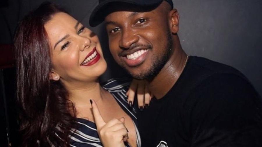 Thiaguinho e Fernanda Souza - Reprodução/Instagram @fernandasouzaoficial