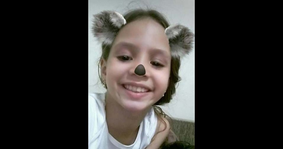João Augusto, de Luis Eduardo Magalhães (BA), enviou foto da princesa Sofia, de sete anos