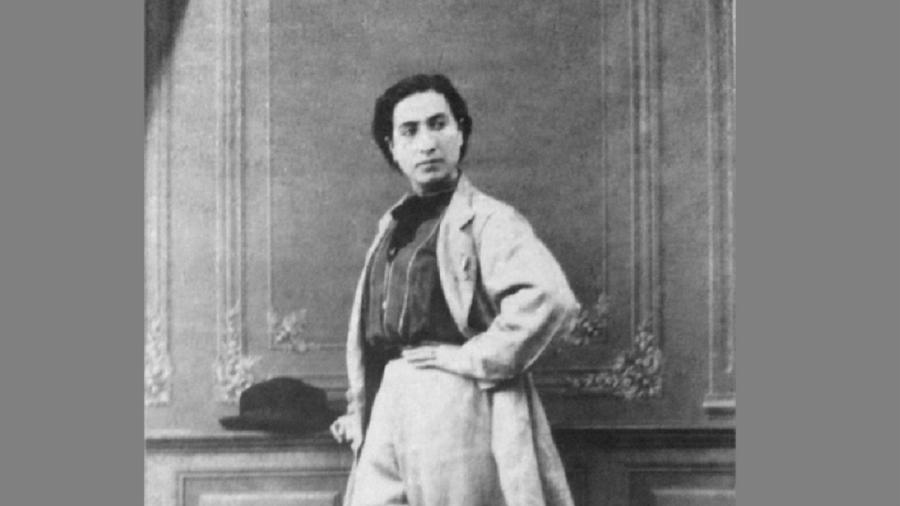 Ana Maria de Jesus Ribeiro, conhecida por Anita Garibaldi, nasceu há 200 anos e deixou um legado de heroína destemida  - Reprodução/Xapuri
