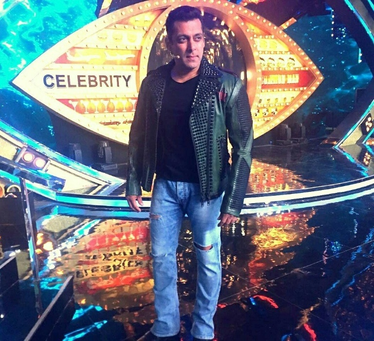 71° lugar (empate) - R$ 121,9 milhões - Salman Khan - ator indiano