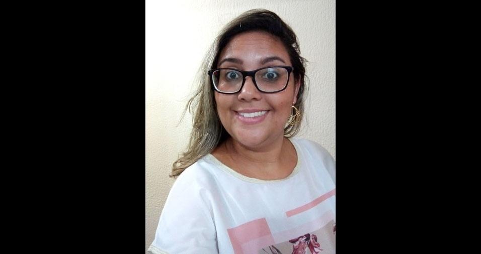 Thalita de Oliveira Ramalho, 35 anos, de São Paulo (SP)