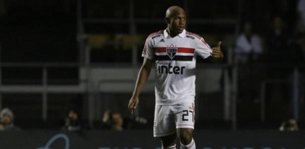 Luan é considerado uma das revelações do São Paulo nesta temporada - Rubens Chiri/saopaulofc.net