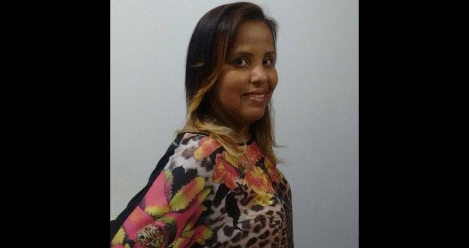 Socorro Paixão, 42 anos, de Palmas (TO)