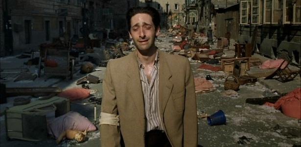 "Cena de ""O Pianista"" (2002), de Roman Polanski, baseado na vida de Wladyslaw Szpilman - Reprodução"