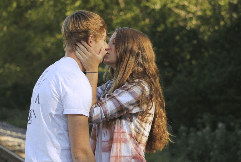 17.set.2015 - Por meio de uma rede social, Natalie divulgou fotos em que aparece ao lado de John momentos antes da tragédia. O jovem casal estava em um relacionamento sério há 1 ano.
