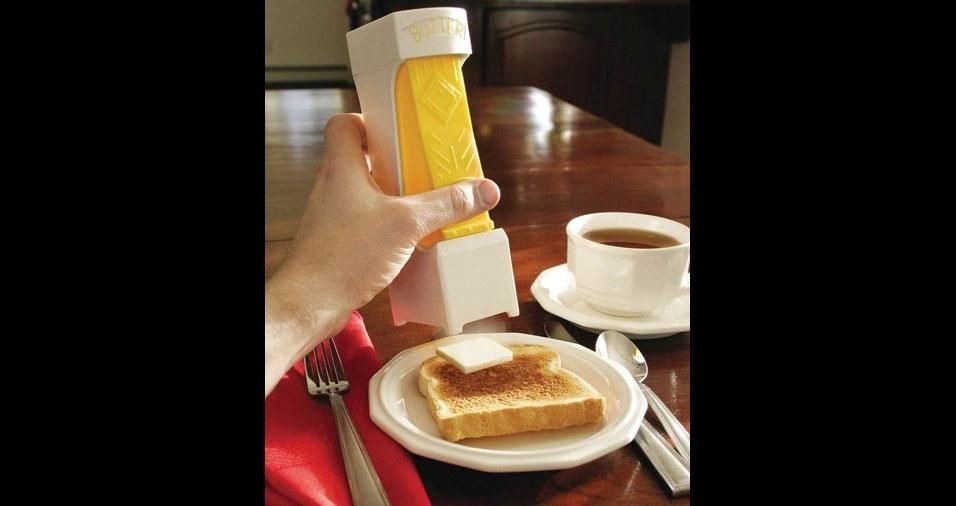 34. Fatiador para manteiga