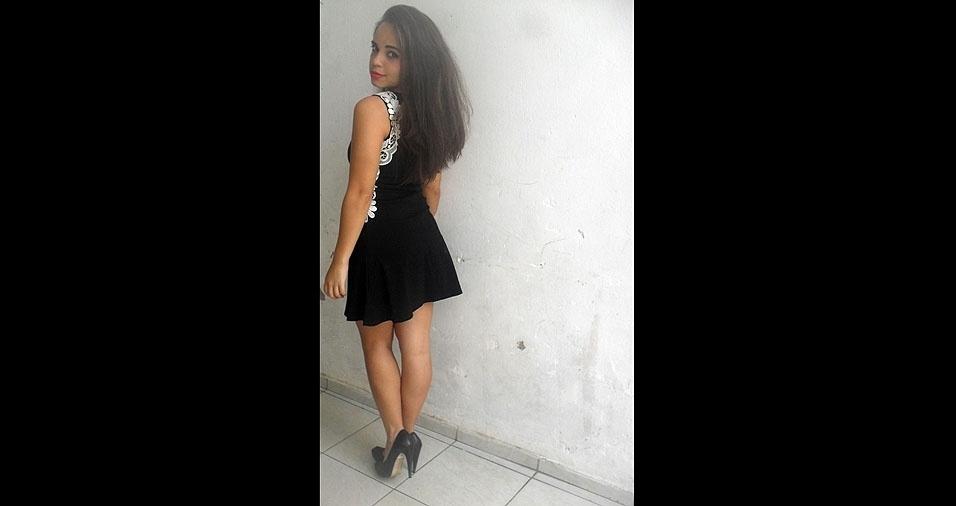 Priscila Pontes, 20 anos, de Tianguá (CE)