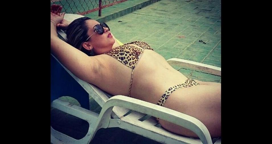 Annete Vale Rates, 44 anos, de Rio Branco (AC)