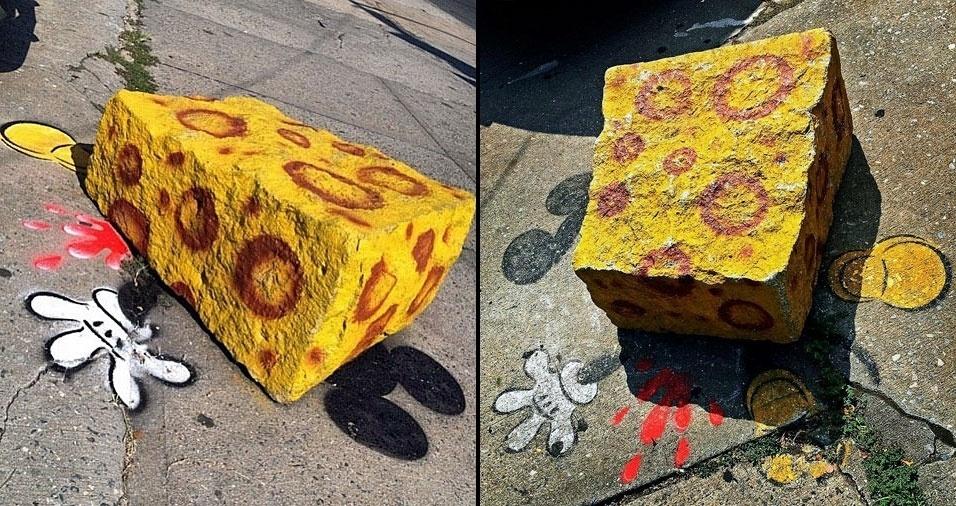 30. Assassinado por um queijo