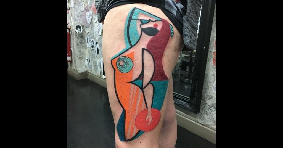 30. Tattoo feita por Mike Boyd