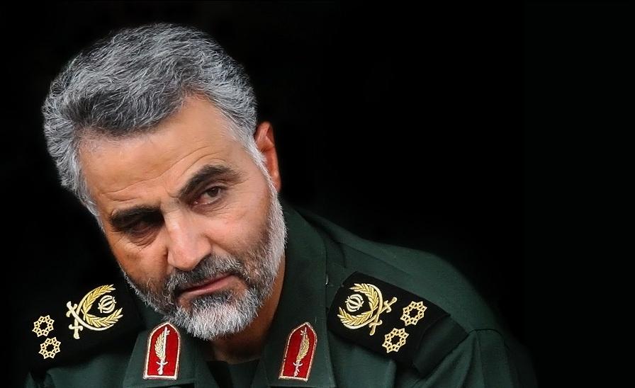 Categoria Líderes: Qasem Soleimani, comandante iraniano