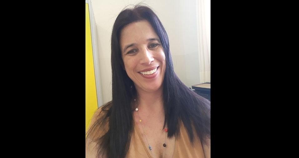Maristela Mota Ribeiro, 40 anos, de Extrema (MG)
